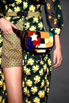 Pin for Later: The Best Shoes, Bags, and Baubles on the 2015 Runways (Updated!) Anna Sui Spring 2015