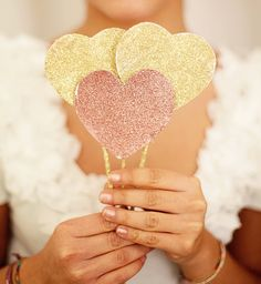 Try adding glitz and glam to your wedding with this simple DIY.