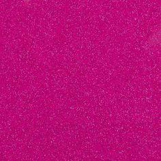 Hot Pink Sparkle Glitter Vinyl Fabric