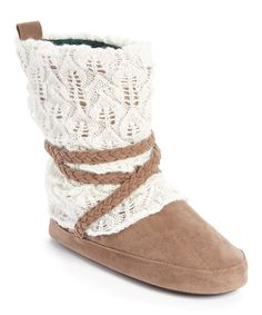 Another great find on #zulily! Light Brown Judie Festival Boot by MUK LUKS #zulilyfinds