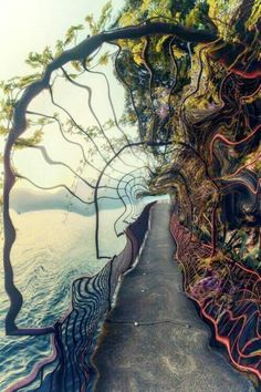 Cool trippy pictures that takes your mind on a LSD trip. Dope collection of weird trippy pictures to look at when your HIGH. When Drugs Meet Art. Trippy Pictures, Music Pictures, The Doors Of Perception, Psychadelic Art, Acid Art, Psy Art, Glitch Art, Visionary Art, Anime Comics