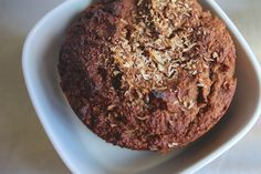 Carrot Cake Muffins with TigerNut Flour from Carrie on Living | www.carrieonliving.com