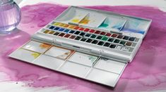 the next set of watercolors i'll be buying, a set of cotmans from Windsor&Newton