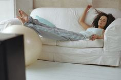 Lazy Lady Workout
