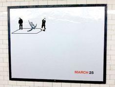 Reworking of Mad Men Season 5 poster