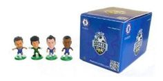 Soccerstarz Chelsea FC Blister Includes John Terry/ Juan Mata/ Ashley Cole and Petr Cech (Pack of 4) fficially Licensed Chelsea FC Product High Quality Hand Painted Football Figurines Unbelievable Likeness Ultimate Gift For Chelsea FC Fans £10.99
