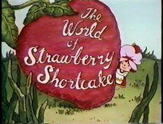 """Strawberry Shortcake"" Was A Fantastically Weird '80s Cartoon"