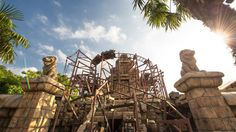 Indiana Jones and the Temple of Peril | Disneyland Paris Attractions