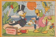 Disney brukt på 1950-tallet