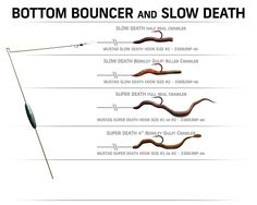 Bottom Bouncer and Slow Death Modifications – The Next Bite – Season 5 – The Real Deal Walleye Rigs, Walleye Fishing Tips, Carp Fishing Rigs, Fly Fishing Rods, Fishing Knots, Trout Fishing, Fishing Lures, Ice Fishing, Fishing Tackle