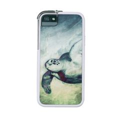 Flying Sea Turtle | Graft Leverage iPhone 5/S Case