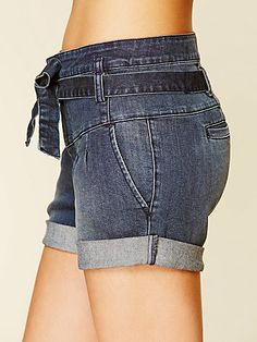 Chloe High Rise Short