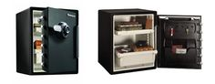 SentrySafe SFW205CWB Water-Resistant Combination Safe