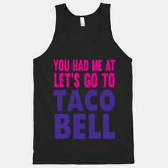 taco bell is my faveee