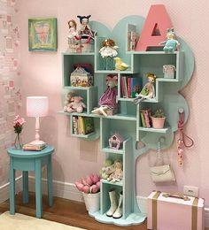رف اعجبني لتنظيم اغراض الاطفال - Architecture and Home Decor - Bedroom - Bathroom - Kitchen And Living Room Interior Design Decorating Ideas -