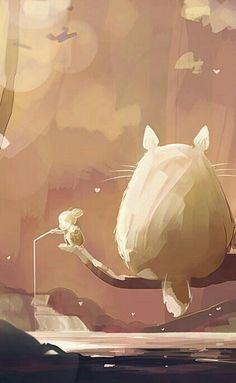 My Neighbor Totoro; Studio Ghibli