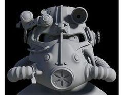 3D printable model T-45 Helmet 3d Printable Models, 3d Printing, Helmet, Printables, Prints, Diy, Impressionism, Impression 3d, Hockey Helmet