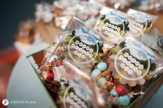 Happy Trails Mix late night snacks | Lisa Dupar Catering, Seattle, WA