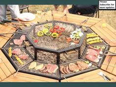 Grill, firepit, grill, bbq, table, luxury grill, firepit grill, firepit . , . . . . Jag grill is a luxury in grill (grill fire pit table). It has individual ...