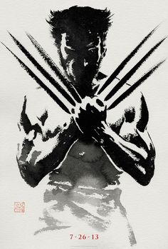 'The Wolverine' Teaser Poster, Plus Highlights From The Web Chat With Hugh Jackman and James Mangold | /Film