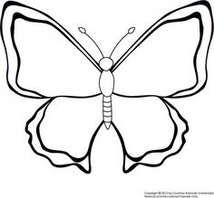 6986 Best Butterfly printables images | Butterflies ...