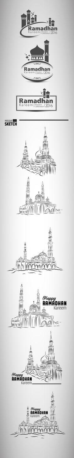 Vector Ramadhan Kareem 2016 on Behance
