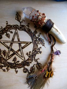 R E S E R V E D- The Wild Witch kit -L O T- Wand, Herbs, Candles, Bone and MORE