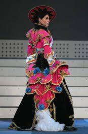 Resultado de imagen para traje tipico de sinaloa