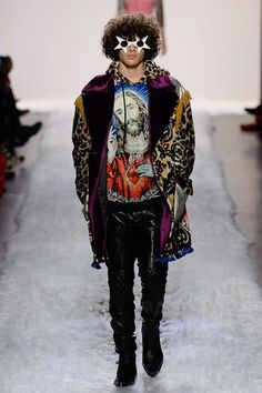 Jeremy Scott Fall-Winter 2017 - New York Fashion Week