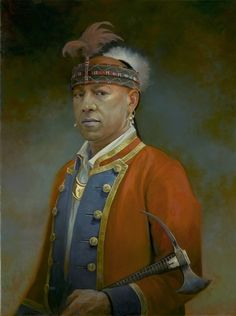 Allied to the King-by Pamela Patrick White by White Historic Art Oil ~ x Native American Artwork, Native American Beadwork, Native American Indians, Indian Pictures, Indian Pics, Woodland Indians, Seven Years' War, Western Art, Art Portfolio