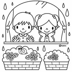 Coloring pages worksheets for preschool - Malvorlage coloring pages coloring sheets coloring pages for kids coloring pages free printable preschool 2019 pdf example simple Easter Coloring Sheets, Bunny Coloring Pages, Easy Coloring Pages, Coloring Pages For Girls, Coloring Pages To Print, Free Printable Coloring Pages, Coloring For Kids, Coloring Books, Art Drawings For Kids