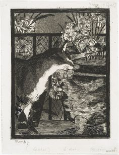 Manet, Cat and Flowers  Discover the coolest shows in New York at www.artexperience...