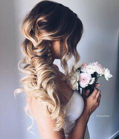 ulyana aster wedding hairstyles