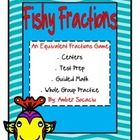 Fishy Fractions is an equivalent fractions game sure to have your kids engaged and excited! This game is easy to set up and can be implemented in m...