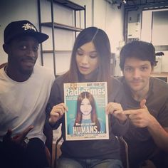 Humans - love this show