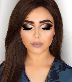 Pin by Chelsie Spivey on Makeup Kiss Makeup, Glam Makeup, Eyeshadow Makeup, Bridal Makeup, Wedding Makeup, Beauty Makeup, Eyeshadows, Bold Eye Makeup, Gorgeous Makeup