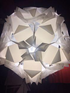 #basicdesign #lantern #popup  Basic Design I - Final Project, January, 2017