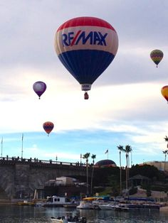 Balloon event in Lake Havasu, AZ, Jan. 16-18, 2015