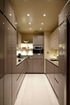 cocinas-pequenas-modernas (20) | Curso de organizacion de hogar aprenda a ser organizado en poco tiempo