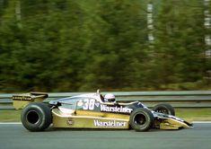 n°30 Jochen Mass Arrows A1B -GP de Belgique 1979