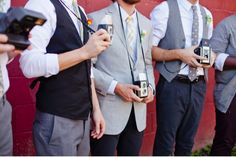 Mix and Match Craze for Bridesmaids: Can Groomsmen Do It Too? | OneWed