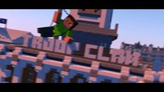 TC Minecraft Intro - HD Part2 - free after effects cs6/cC template HD