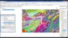 Reprojecting Images for Import into Google Earth using ENVI