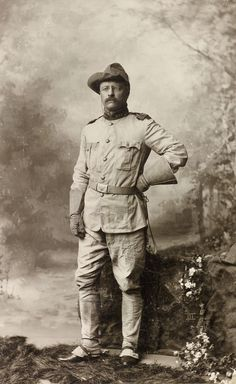 American Presidents, American War, Us Presidents, American History, Theodore Roosevelt, Us Army Uniforms, Military Records, Presidential History, Religion