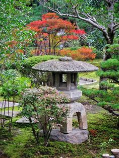 The Three Great Gardens of Japan