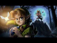 The Legend of Zelda - Song Of Healing (Music box remix) - YouTube