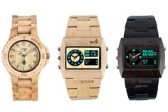 Wooden Watches by WeWood