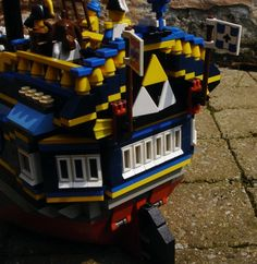 Din's Fire: A LEGO® creation by Sebeus I : MOCpages.com
