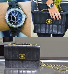dada1af307 Dear Santa, I would like a CHANEL handbag & watch. On second thought, I  cant wait to get it at the perfect price at Boca Raton Pawn Shop Chanel  here: