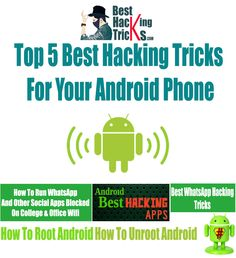 Simple text message to hack any android phone remotely gadgets top 5 best hacking tricks for your android phone fandeluxe Gallery